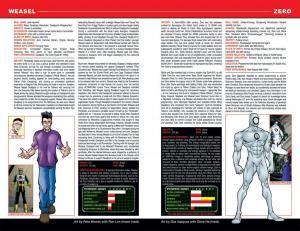 Deadpool Corps Rank and Foul Zero