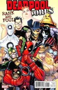 Deadpool Corps Rank and Foul