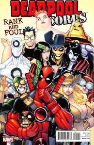 Deadpool Corps Rank and Foul
