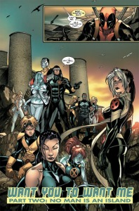 Deadpool V2 16 Magik probably