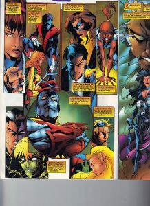 Excalibur 95 Shadowcat 1