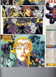 Excalibur 95 Shadowcat 5