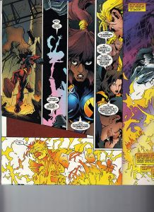 Excalibur 95 Shadowcat 6