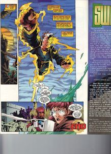 Excalibur 95 Shadowcat 9
