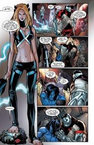 Extraordinary X-Men 5 Magik 6