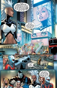 Extraordinary X-Men 5 Magik 8