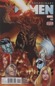Extraordinary X-Men 5
