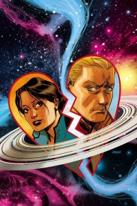 Marvel April 2016 Solicitations Star Lord 6 Dave Johnson cover