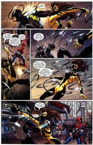 Ultimate Spider-Man 91 Shadowcat 02