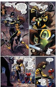 Ultimate Spider-Man 91 Shadowcat 03