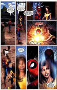 Ultimate Spider-Man 91 Shadowcat 17