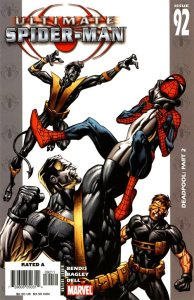 Ultimate Spider-Man 92