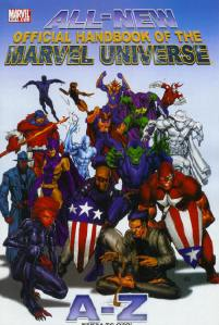 All New Official Handbook of the Marvel Universe A - Z 8