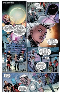 Extraordinary X-Men 6 One Hour Ago