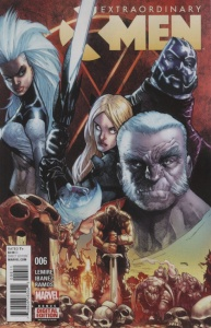 Extraordinary X-Men 6