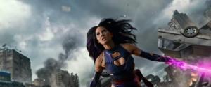 Olivia Munn Psylocke Super Bowl 50 Trailer