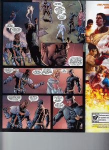 Civil War X-Men 1 04 Kitty Pryde