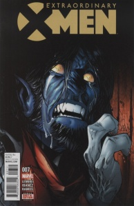 Extraordinary X-Men 7