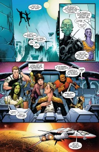 Guardians of the Galaxy V4 5 StarKat 12