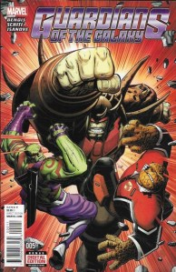 Guardians of the Galaxy V4 5