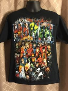 Marvel Civil War T-Shirt