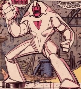 Official Handbook of the Marvel Universe A - Z Update 1 John Romita Jr Nimrod