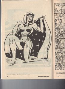 Amazing Heroes Swimsuit Special 3 Dick Ayers Nightveil