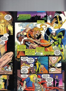 Amazing X-Men V1 4 Shadowcat 1