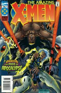 Amazing X-Men V1 4
