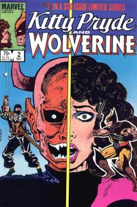 Kitty Pryde and Wolverine 2