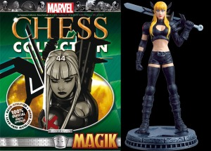 Marvel Chess Piece Magik