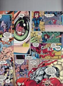 Marvel Riot Shadowcat 1