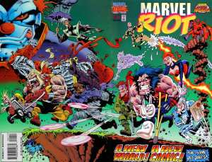 Marvel Riot