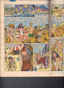 New Mutants Annual 3 Magik 15