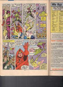New Mutants Annual 3 Magik 19