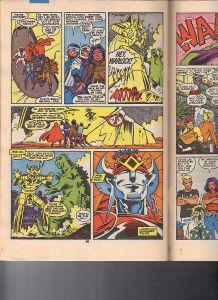 New Mutants Annual 3 Magik 20