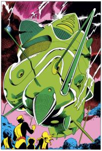 New Mutants Annual 3 Magik 6