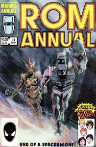 ROM Annual 3