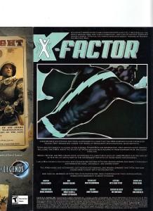 X-Factor V3 9 Recap Page