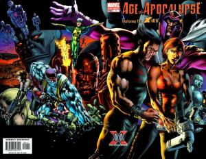 X-Men Age of Apocalypse 2005 One Shot