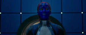 X-Men Apocalypse Final Trailer Mystique White Dress