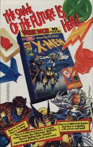 X-Men Fruit Snacks 1995