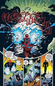 X-Men Omega Magneto Kills Apocalypse