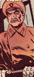 Blockbusters of the Marvel Universe WWII Joseph Stalin Alan Kupperberg