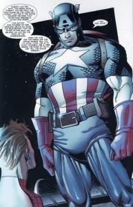Captain America Civil War Amazing Spider-Man 537 speech