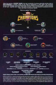 Contest of Champions V2 6 Recap Page
