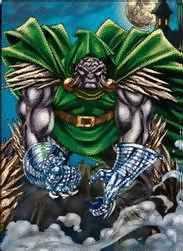 Doctor Doomsday Analagm Comics
