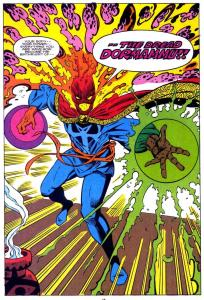 Doctor Strange V3 1 Dormammu as Strange