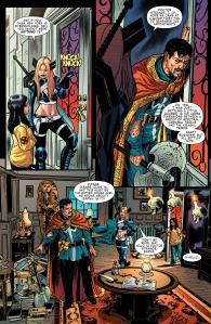 Extraordinary X-Men 8 Magik 5
