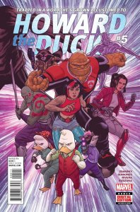 Howard the Duck V6 5